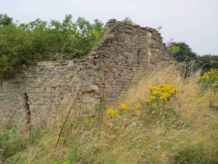A ruin