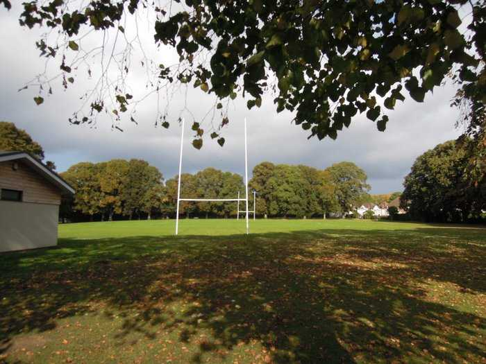 And a rugby pitch back in Victory Park