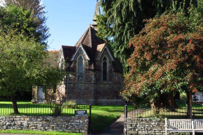 Past Purton Church