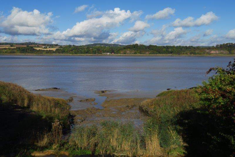 On the banks of the Severn
