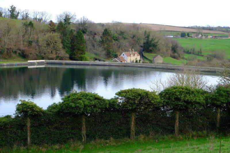 Brings us to St Catherine's Reservoir