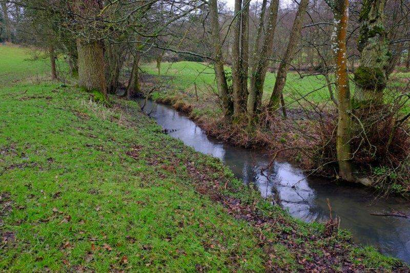 Then along the Painswick stream