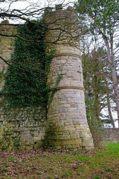 Round Rodborough Fort