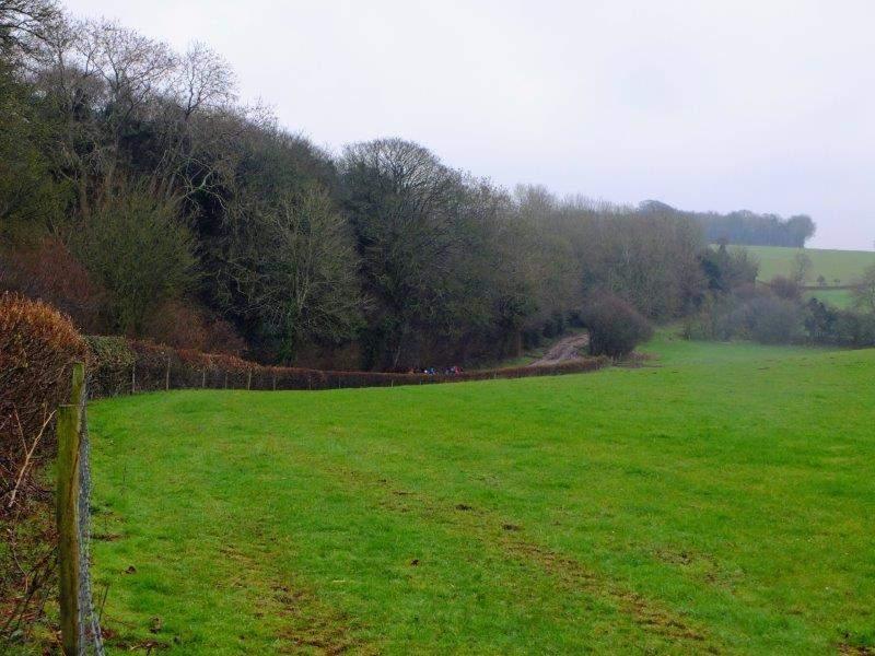 Towards Aston Down