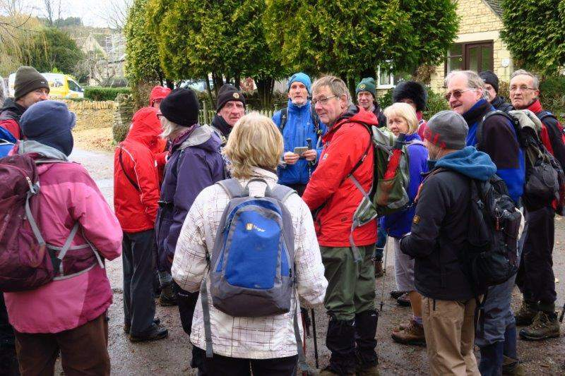 James explains the relationship between Foxcote and British Rail - a  train called Foxcote Manor