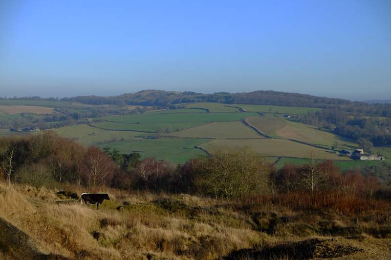 And to Painswick Beacon