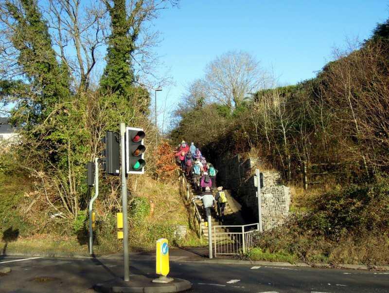 We head towards Stroud