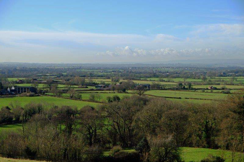 Across the Severn Valley
