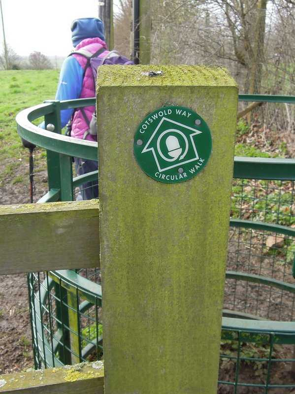 We are following a circular route from the National Trail