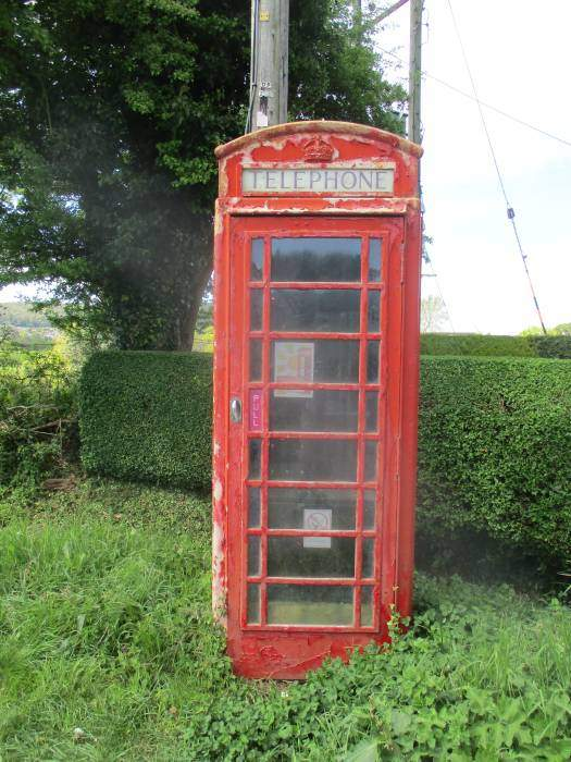 BT deny all responsibility for this phone box