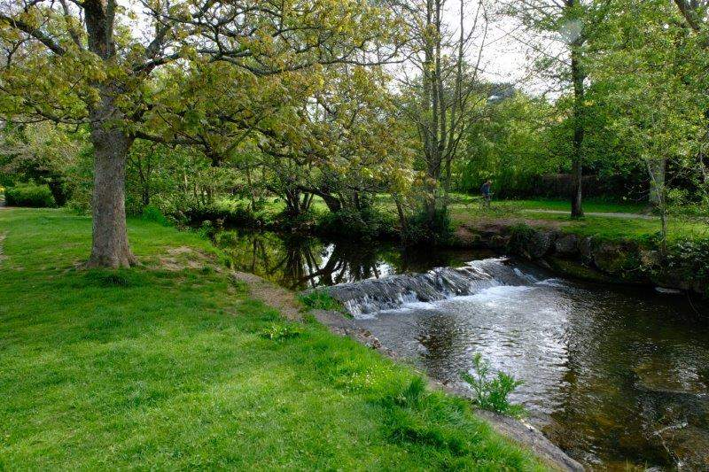 Our last walk this time heading North on the Byes and the Sid