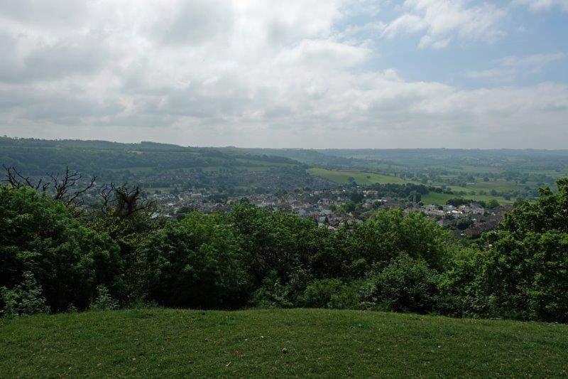 Views over Wotton