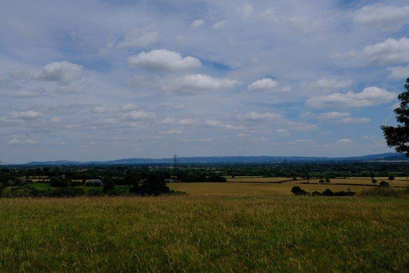 Towards Lassington Hill