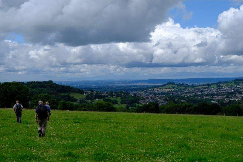 Views to the River Severn