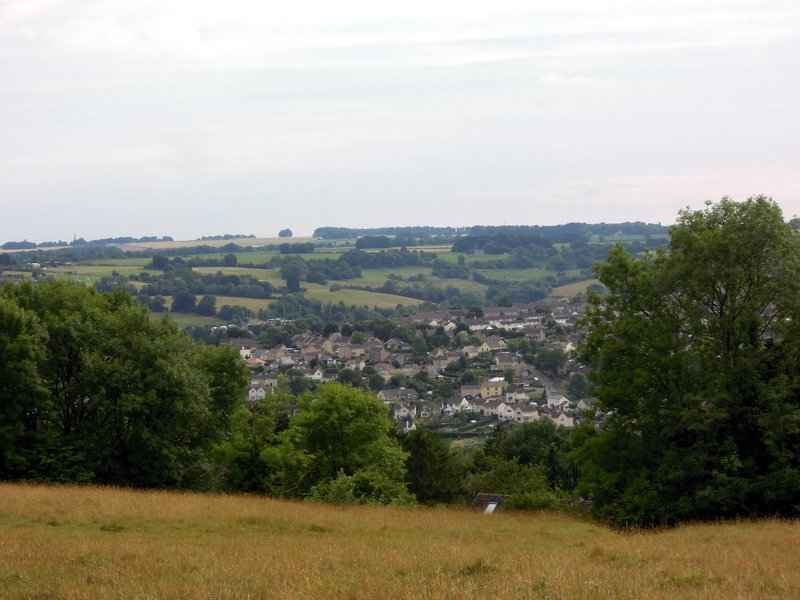 Later over Nailsworth