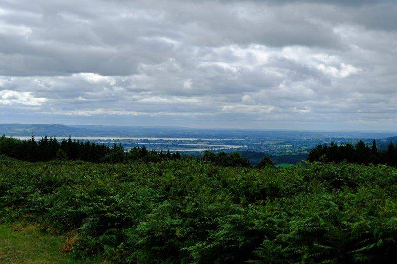 Where we have views over to the Severn