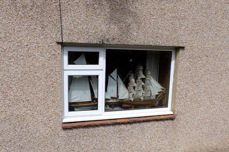 A nautical house