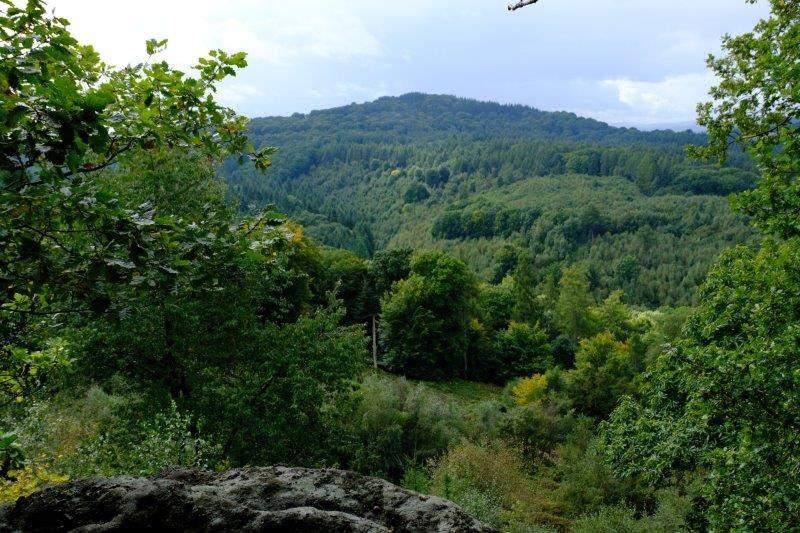 To reach Near Harkening Rock