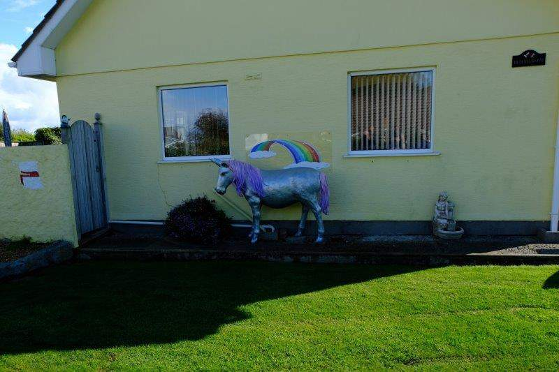Must be the Guernsey Unicorn
