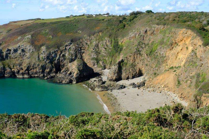 More beaches to look down on