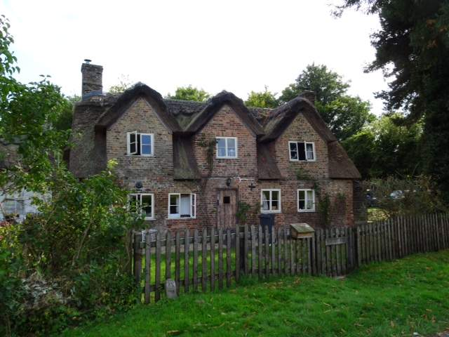 With its lovely cottages