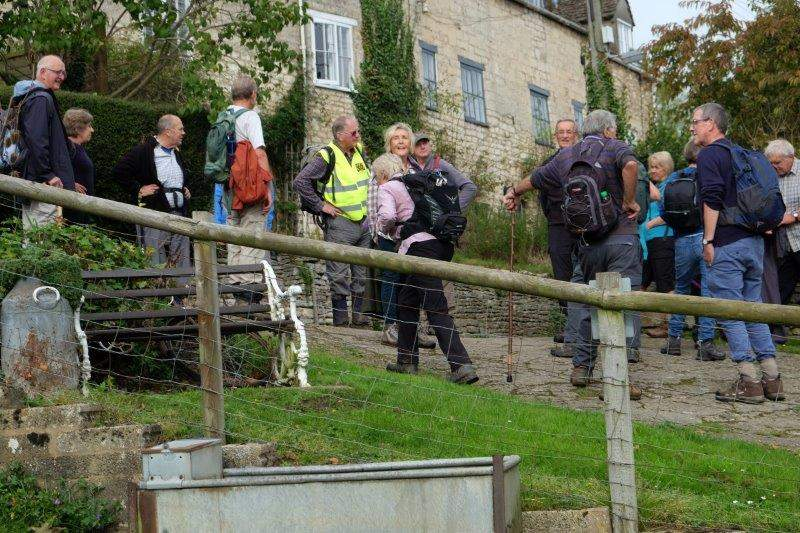 Before entering South Woodchester