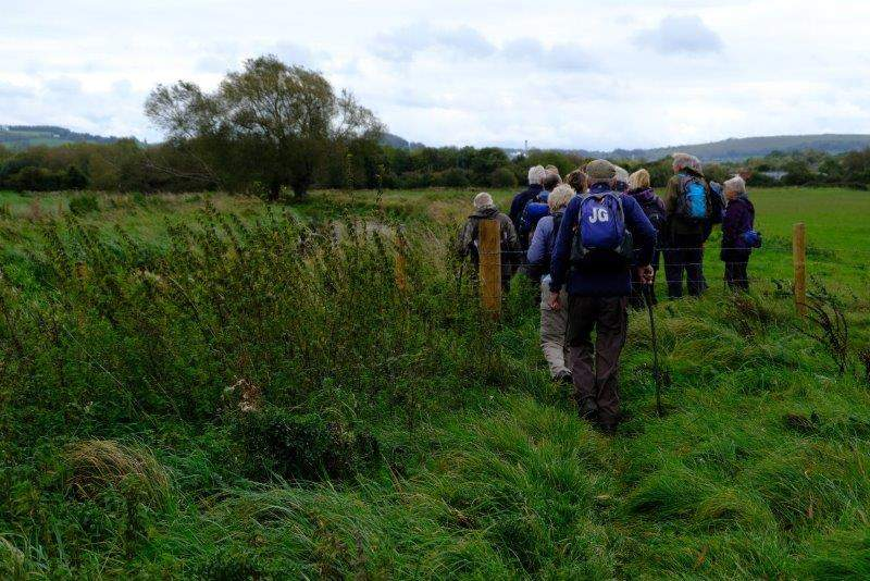 As we follow the River Frome