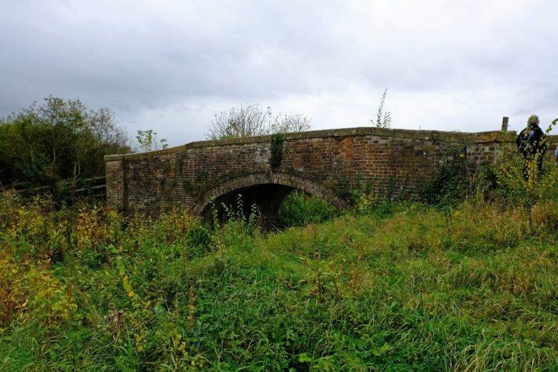 Old catttle bridge - now a bit superfluous