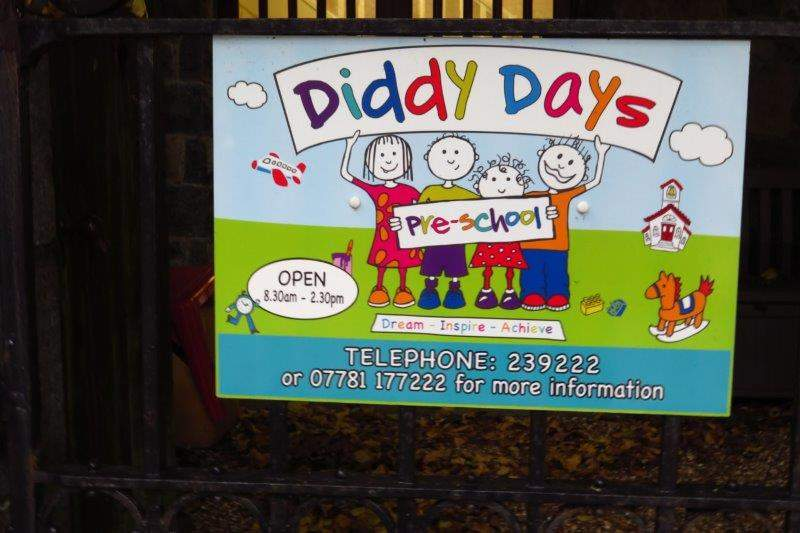 We could do with a few diddy days