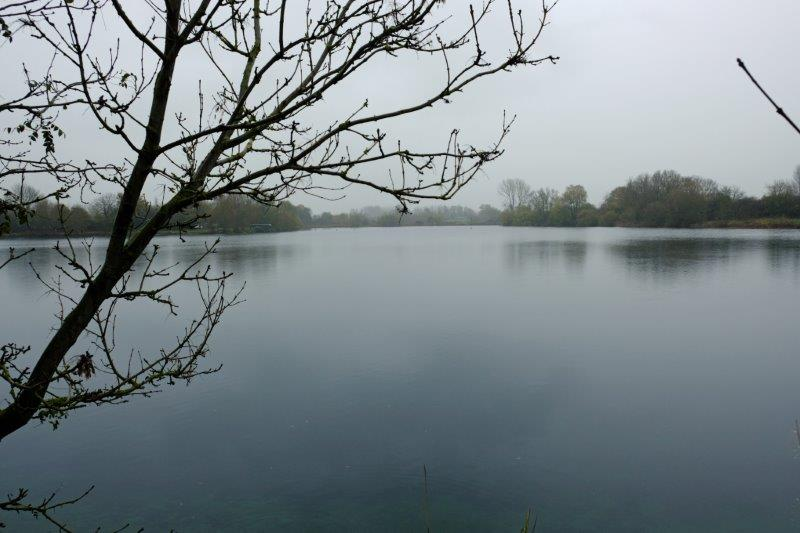 And another lake