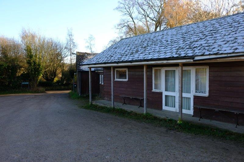 Temple Guiting village hall