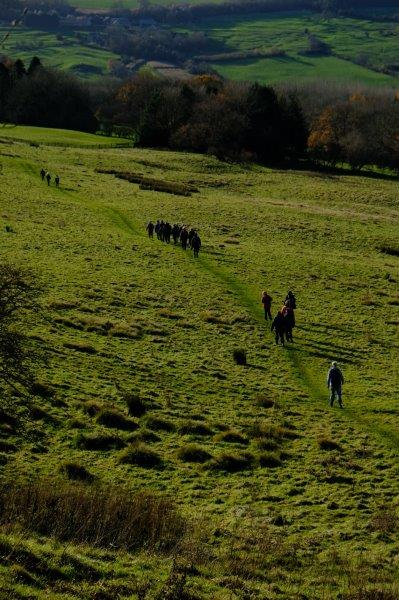 Down the Cotswold Way