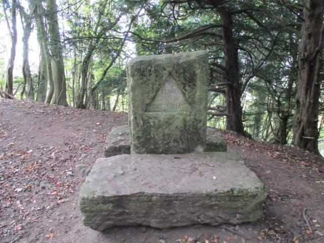 Cromwell's stone