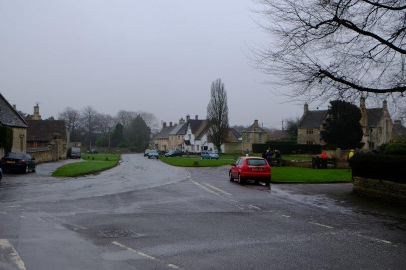 And the village green
