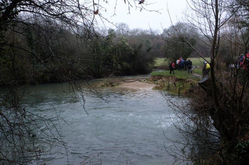 Still on the river