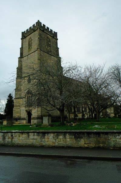 Coaley Church