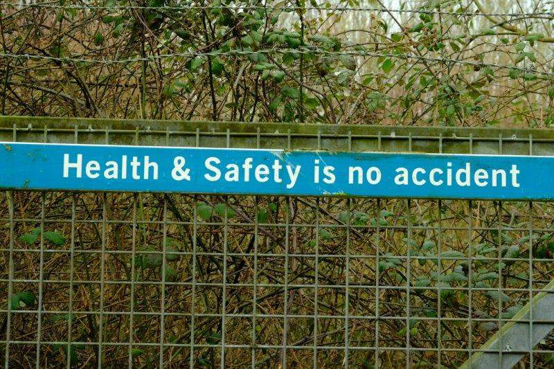 Just what you expect to find at a sewage works