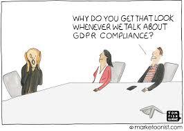 GDPR cartoon