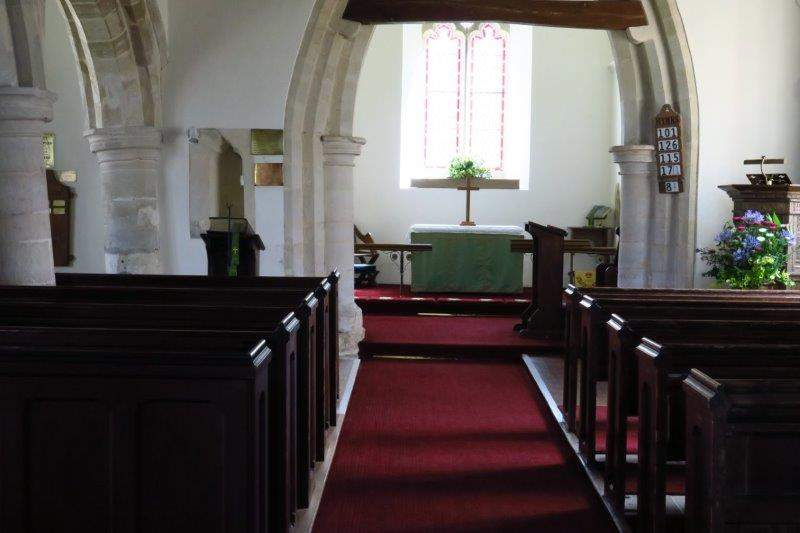 Reaching Brokenborough Church