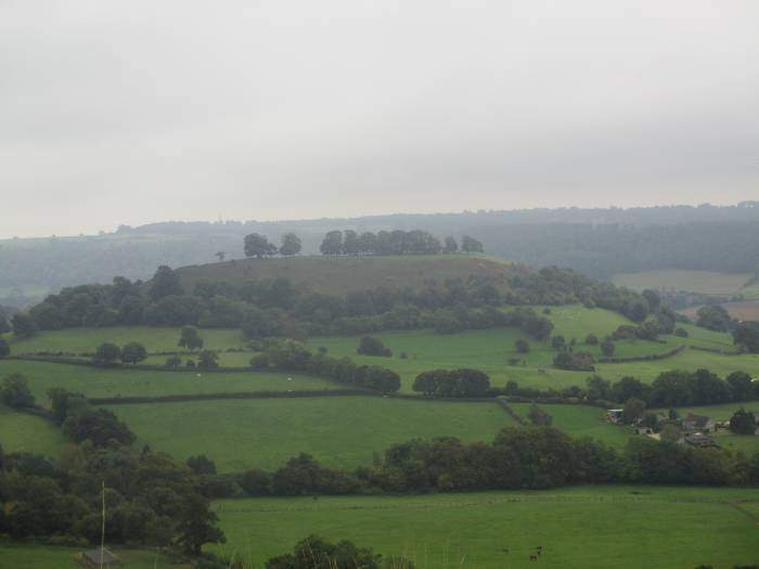 And Downham Hill