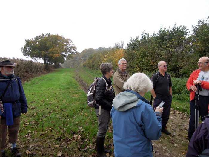 Ray tells us this was once the main route to Gloucester