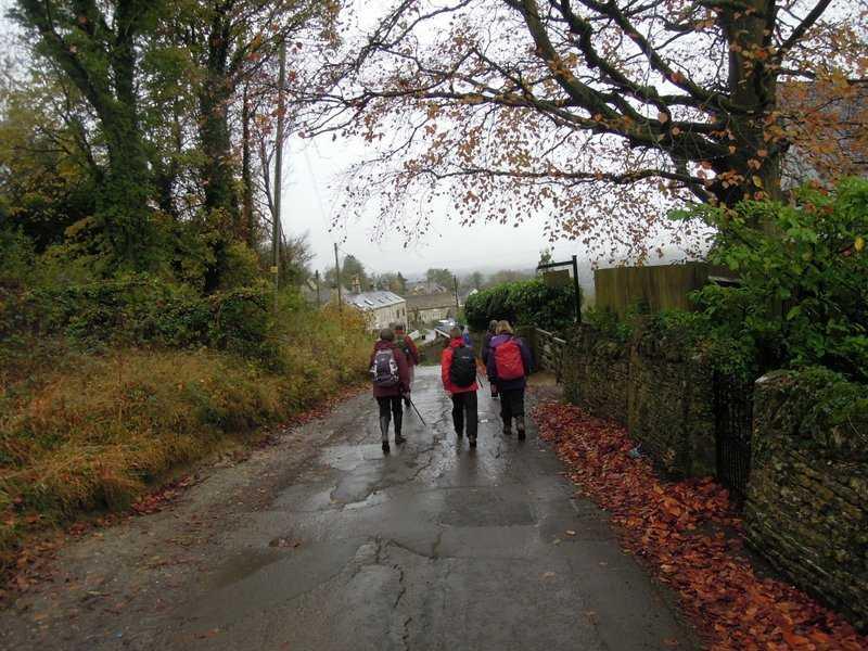 We head into Amberley