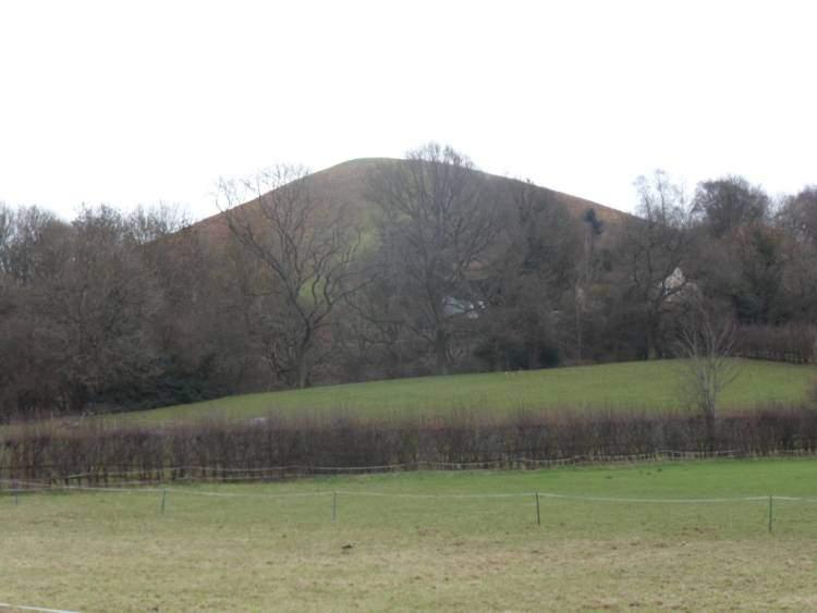 Cam Peak getting nearer