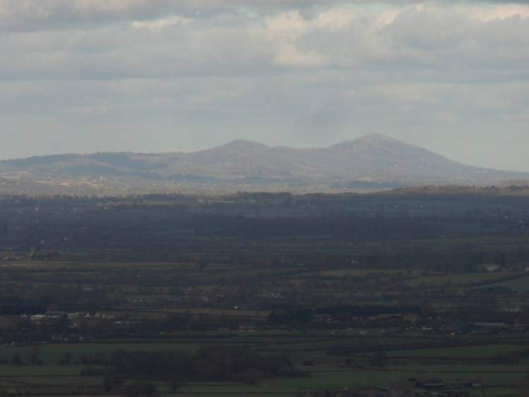 And the Malverns