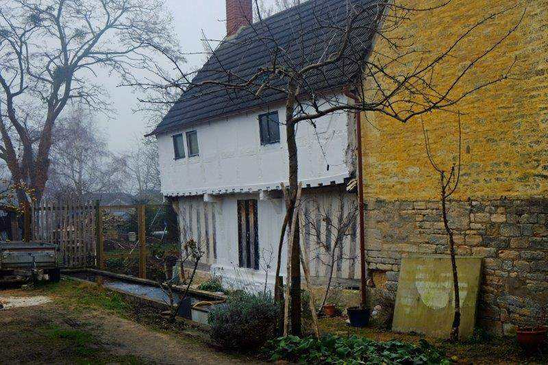 Mercers' House - they dealt in textiles