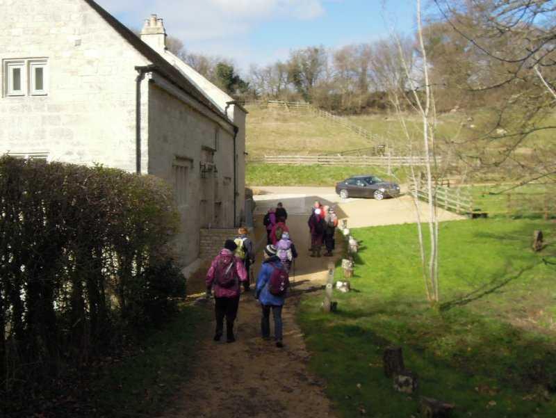 To Washbrook Farm