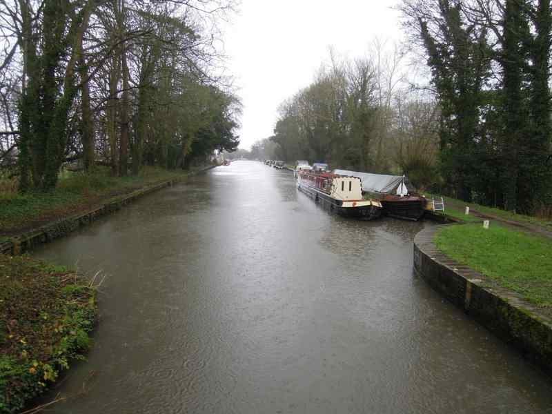 Until we reach Walk Bridge, and the short section of the Stroudwater Canal awaiting to be joined up to The Ocean, soon we hope!