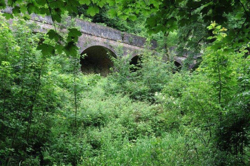 Viaduct by Brunel