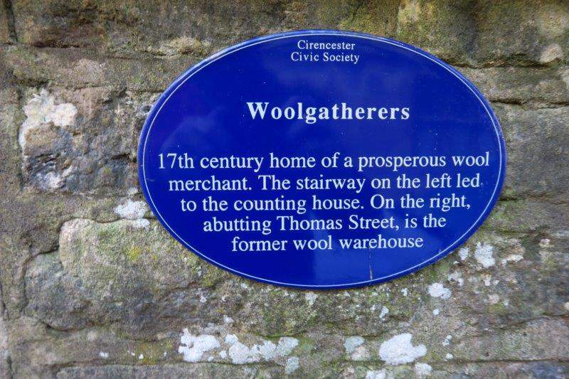 Another important part of the town's history