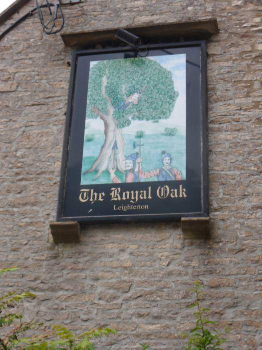 And the pub